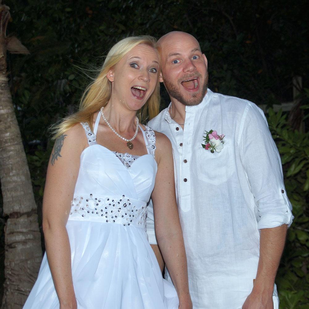 bröllop antigua